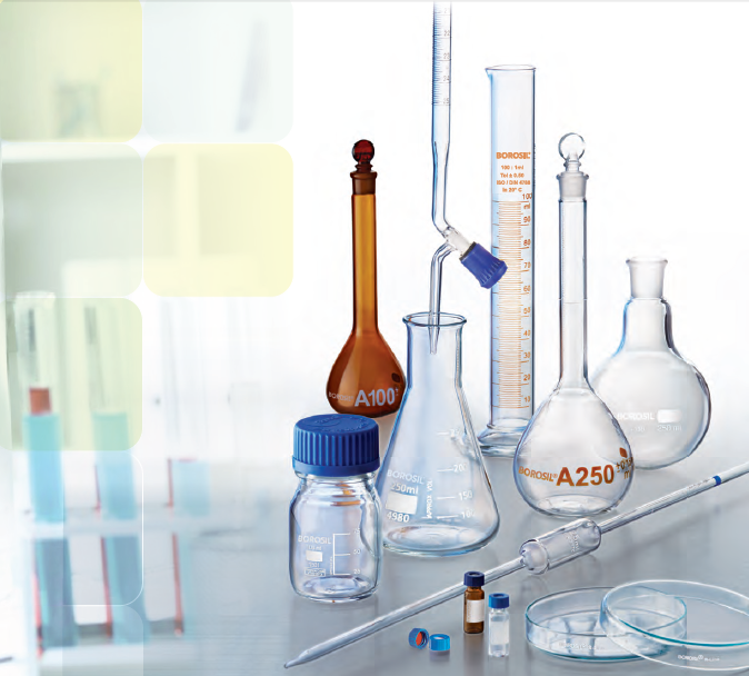 Industrial & Laboratory Glassware